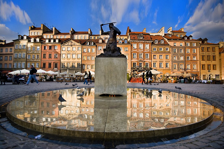 Visiting-Warsaw.Com_Old Market Square_ Tours in Warsaw