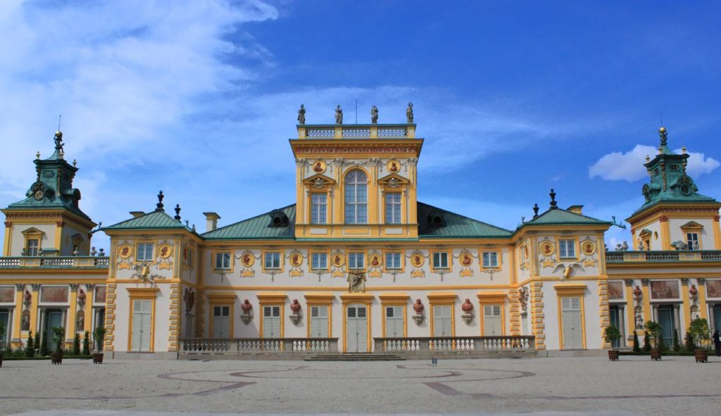 Visiting-Warsaw.Com_Wilanow Palace_12